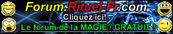 Forum Rituel, Voyance et Magie